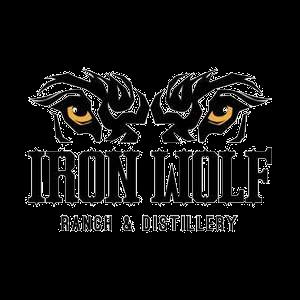 Iron Wolf Distillery Logo - Green Glass Global Partners