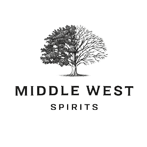 Middle West Spirits Logo - Green Glass Global Partners
