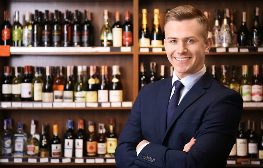 Wine/Spirits Salesman