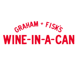 Graham & Fisks Wine in a Can